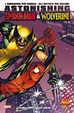 Cover of Astonishing: Spiderman & Wolverine n. 1