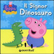 Cover of Il signor Dinosauro