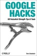 Cover of Google Hacks