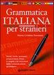 Cover of Grammatica italiana per stranieri