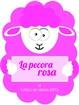 Cover of La pecora rosa