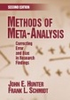 Cover of Methods of Meta-Analysis