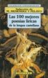 Cover of Las 100 mejores poesías líricas castellanas