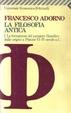 Cover of La filosofia antica