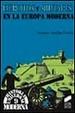 Cover of Ejércitos y militares en la Europa moderna