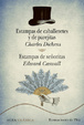 Cover of Estampas de caballeretes y de parejitas; Estampas de señoritas