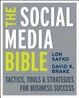 Cover of The Social Media Bible