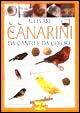 Cover of Allevare canarini da canto e da colore