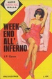 Cover of Week-end all'inferno