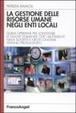 Cover of La gestione delle risorse umane negli enti locali