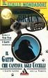 Cover of Il gatto che cantava agli uccelli