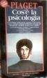 Cover of Cos'è la psicologia