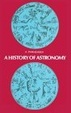 Cover of A History of Astronomy