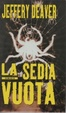 Cover of La sedia vuota