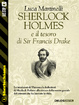 Cover of Sherlock Holmes e il tesoro di sir Francis Drake