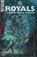Cover of The Royals - I Signori della Guerra n. 4