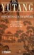 Cover of Importanza di vivere