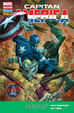 Cover of Capitan America #13 Marvel Now!