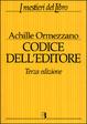 Cover of Codice dell'editore
