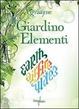 Cover of Il giardino degli elementi