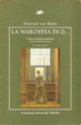 Cover of La marchesa di o...