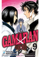 Cover of Gamaran vol. 9