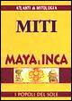 Cover of Miti maya e inca