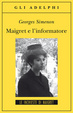Cover of Maigret e l'informatore