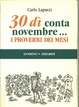 Cover of Trenta dì conta novembre