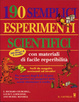 Cover of 190 semplici esperimenti scientifici
