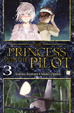Cover of The princess and the pilot vol. 3