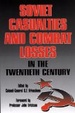 Cover of Soviet Casualties and Combat Losses in the Twentieth Century