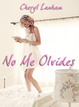 Cover of No me olvides