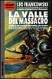 Cover of La valle del massacro