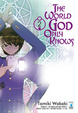 Cover of The World God Only Knows vol. 2