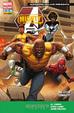 Cover of Avengers Deluxe Presenta n. 3