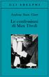 Cover of Le confessioni di Max Tivoli