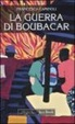 Cover of La guerra di Boubacar