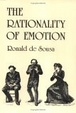 Cover of The Rationality of Emotion
