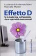 Cover of Effetto D. Se la leadership è al femminile: storie speciali di donne normali