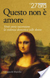 Cover of Questo non è amore