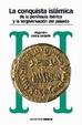 Cover of La conquista islámica de la Península Ibérica y la tergiversación del pasado