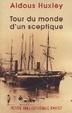 Cover of Tour du monde d'un sceptique Petite bibliothèque Payot (Paris)
