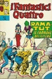 Cover of I Fantastici Quattro n. 14