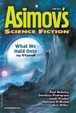 Cover of Asimov's Science Fiction, June 2016