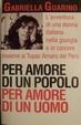 Cover of Per amore di un popolo, per amore di un uomo