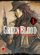 Cover of Green Blood vol. 1