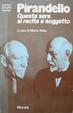 Cover of Questa sera si recita a soggetto