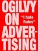 Cover of Ogilvy on Advertising