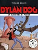 Cover of Dylan Dog. La clessidra di pietra